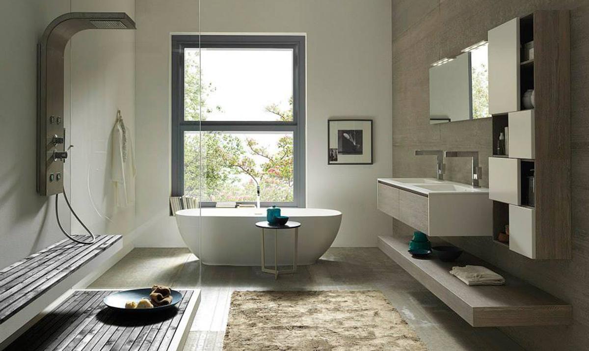la salle de bain am habitat une salle de bain sur mesure. Black Bedroom Furniture Sets. Home Design Ideas